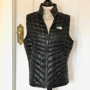 The North Face ThermoBall Insulated Vest XL EUC